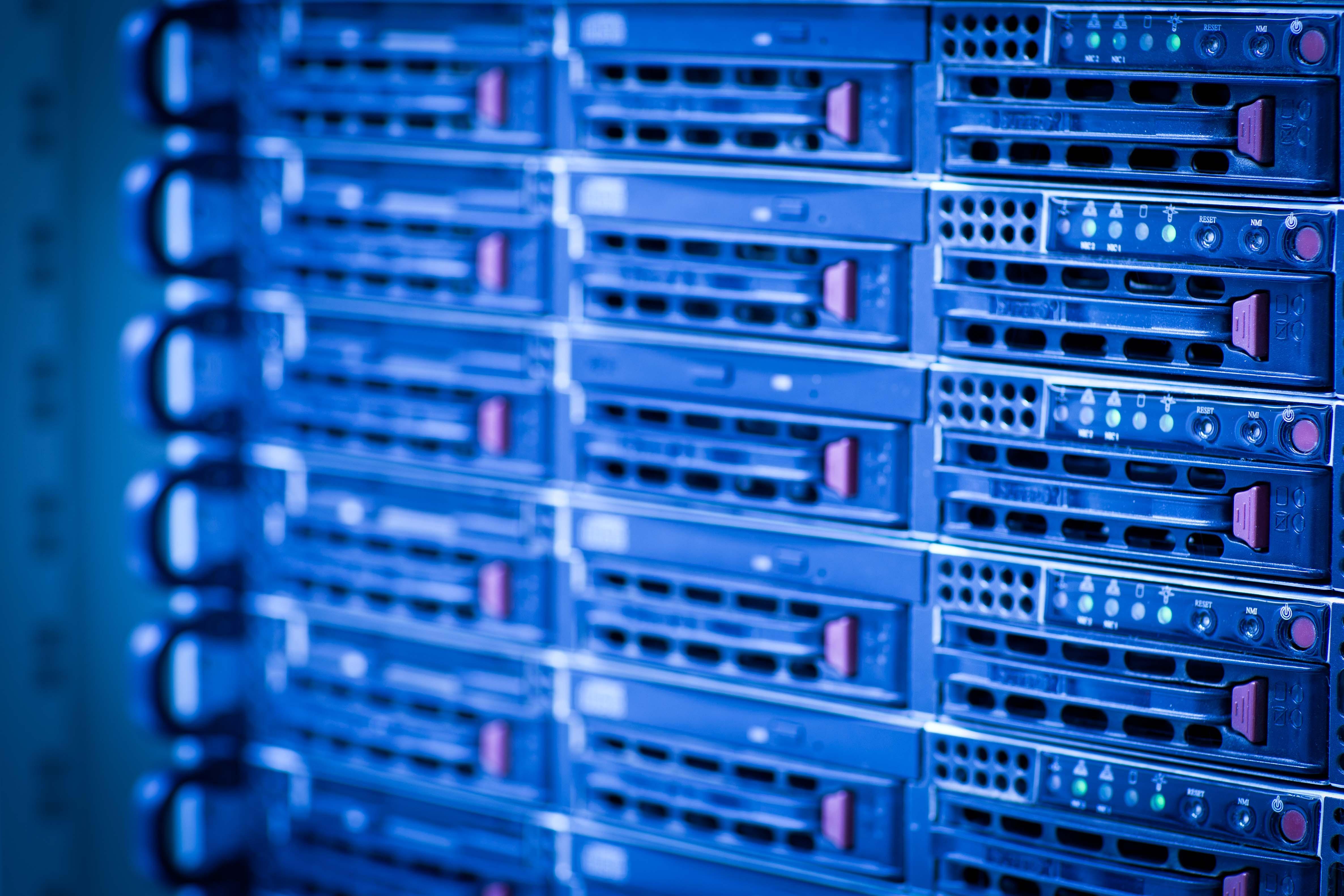 Dominio y hosting para tu web